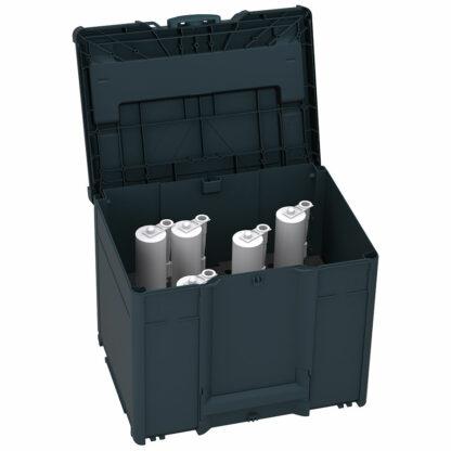 Systainer3 M337 for Siliconhylser, mørk-grå