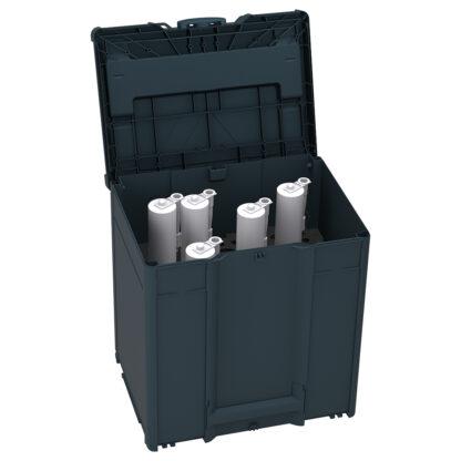 Systainer3 M437 for Siliconhylser, mørk-grå