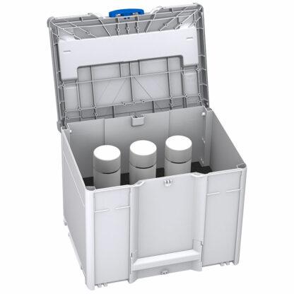 Systainer3 M337 for Spraybokser, lys-grå