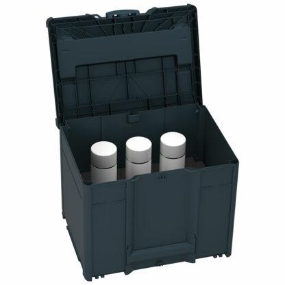Systainer3 M337 for Spraybokser, mørk-grå
