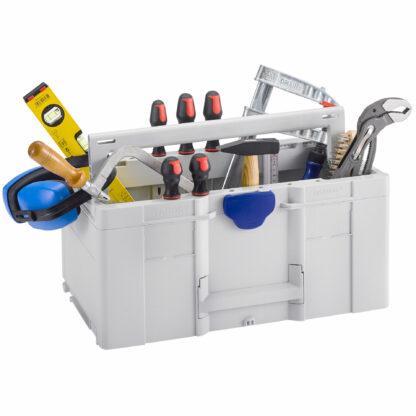 Systainer3 ToolBox L237 illustrert m/innhold 1